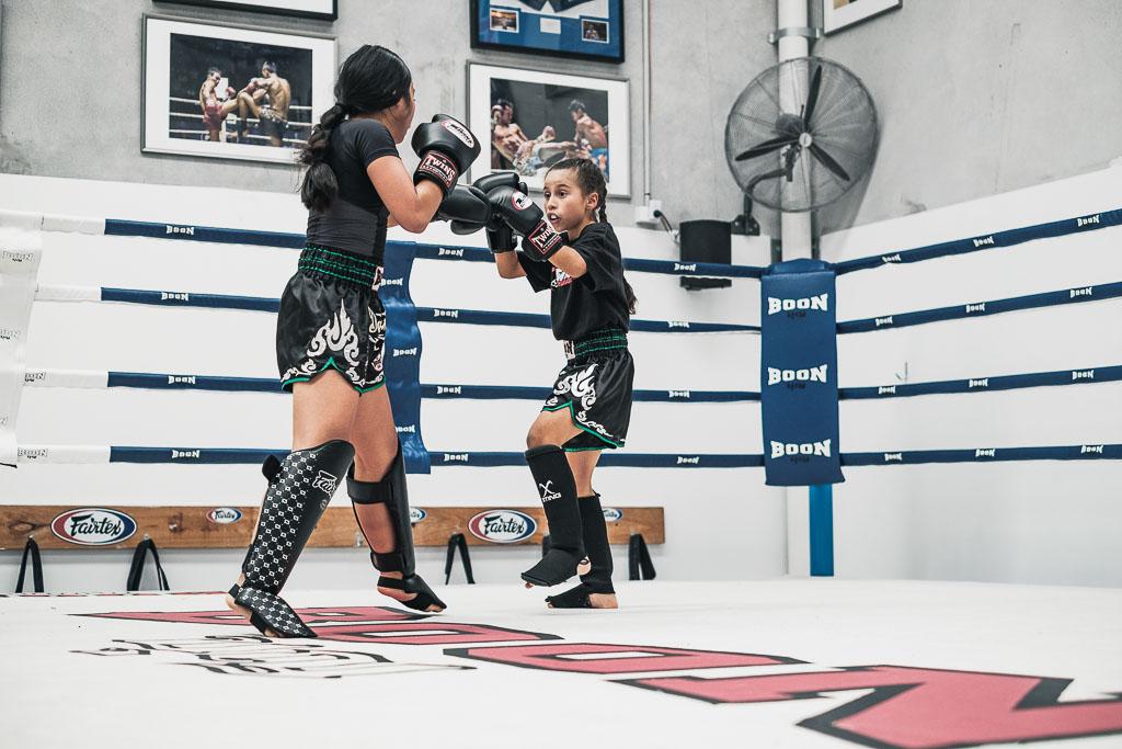 Junior Muay Thai